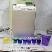 Máy lọc nước ion kiềm national TK 8050