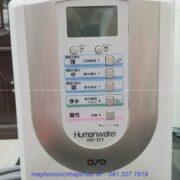 Máy lọc nước ion kiềm human hu 121 -03