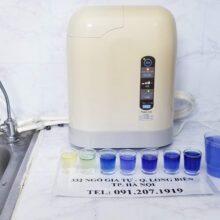 Máy lọc nước ion kiềm Trim ion 7000