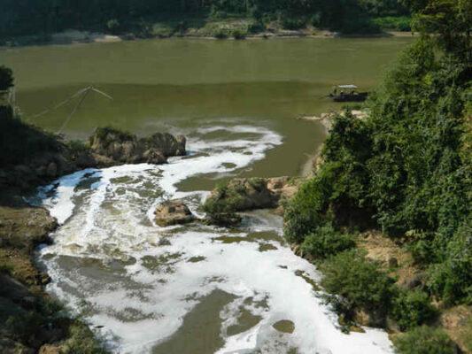 Ô NHiễm nguồn nước tại Thanh Hóa