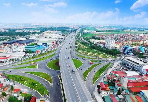 Quận Long Biên toàn cảnh